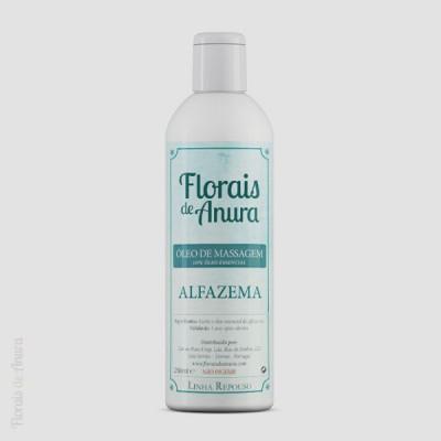 Óleo de Massagem - Alfazema 10% - 250ml