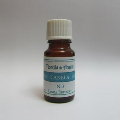 Solução Oleosa N.3 - Canela