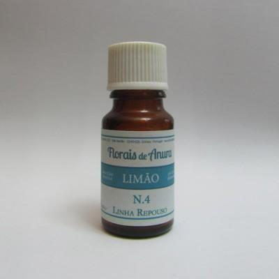 Solução Oleosa N.4 - Limão