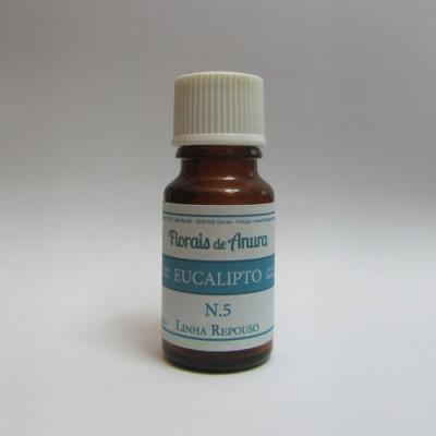 Solução Oleosa N.5 - Eucalipto