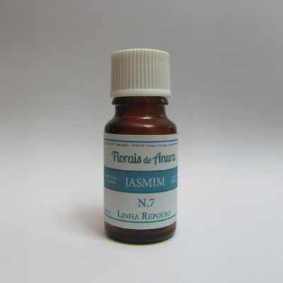 Solução Oleosa N.7 - Jasmim