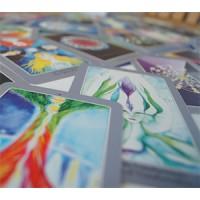 Pack Consciência e Vida - 5 Cartas do Tarot de Anura